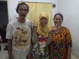 Desta dan Orang tuanya
