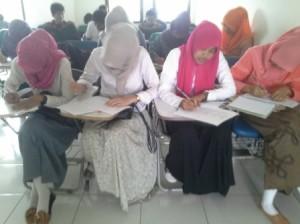 Mahasiswa Kesos Semester IV