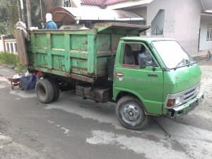 Mobil Sampah