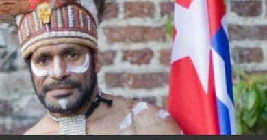 Presiden Papua Barat Benny Wenda Umumkan 12 Kabinet, Ini Nama-namanya